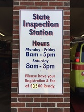 Inspection Station Winchester, MA